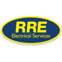 rre electrical services logo